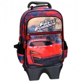 Trolley Fast and Furious 55cm