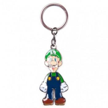 Llavero metal Luigi Super...