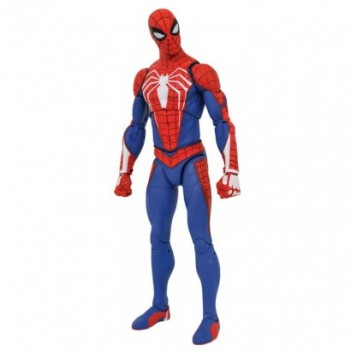 Figura articulada Spiderman...