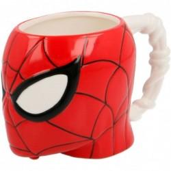 Taza 3D Cabeza Spiderman...