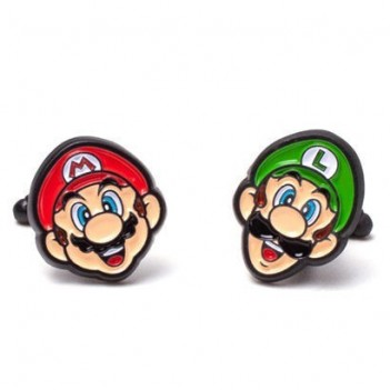 Gemelos Mario and Luigi...