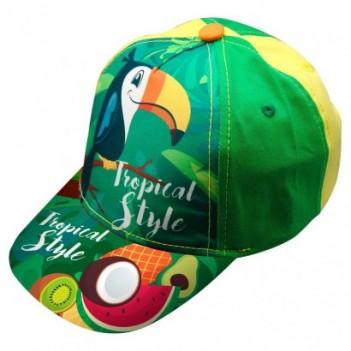 Gorra Tucan Tropical Style