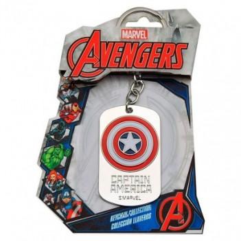Llavero 3D Capitán América...