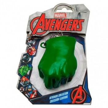 Llavero 3D Hulk Marvel