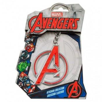 Llavero 3D Logo Vengadores...
