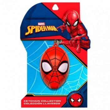 Llavero 3D Spiderman Marvel