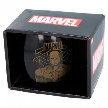 Taza Capitán América Marvel...