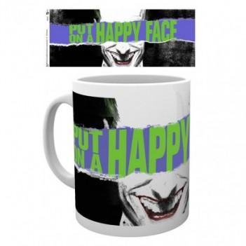 Taza Joker Happy Face DC...
