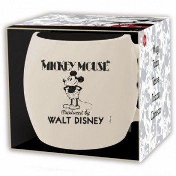 Taza Mickey 90 Disney 385ml