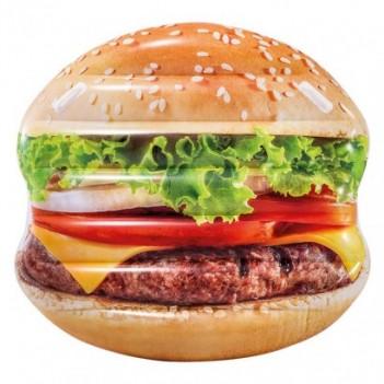Colchoneta hamburguesa asas
