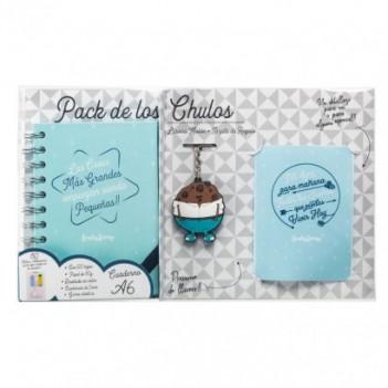 Set regalo Cuaderno A6 +...