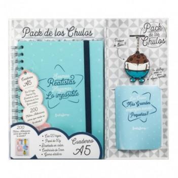 Set regalo Cuaderno A5 +...