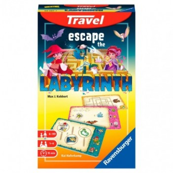 Juego Escape the Labyrinth...