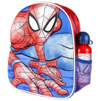 Mochila 3D Spiderman Marvel...