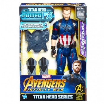 Figura Titan Hero Power FX...