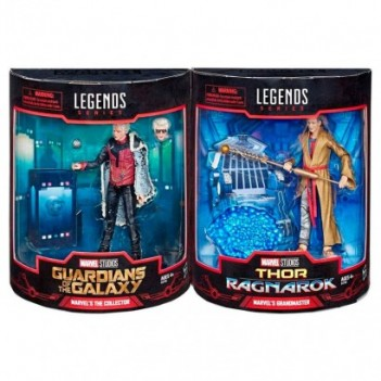 Pack 2 figuras Thor...