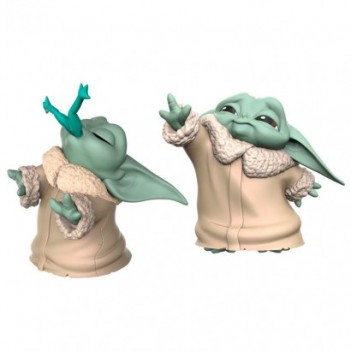 Pack 2 figuras Yoda The...