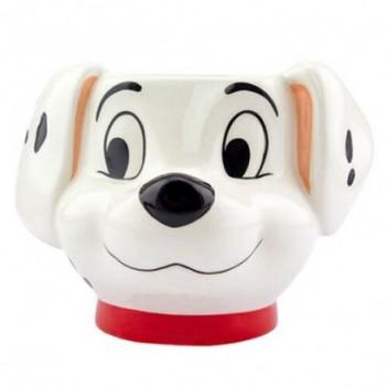 Taza 3D 101 Dálmatas Disney