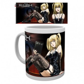 Taza Death Note Miss Amane