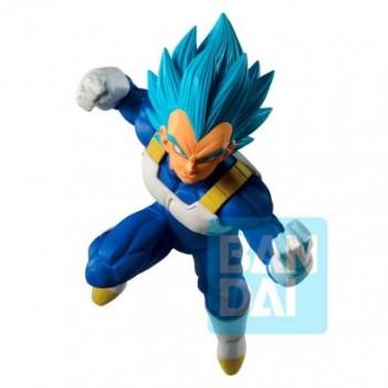 Figura Ichibansho SSGSS Vegeta Dokkan Battle Dragon Ball Z 18cm