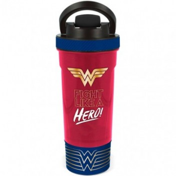 Botella Wonder Woman DC Shaker
