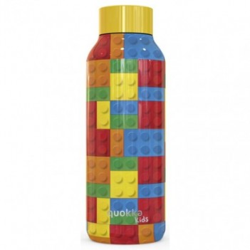 Botella Solid Color Bricks...