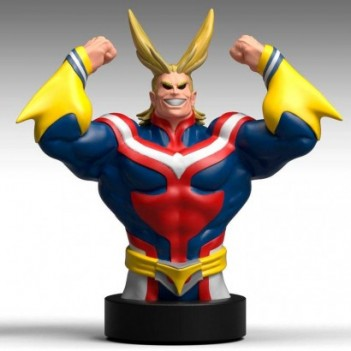 Busto hucha All Might My...