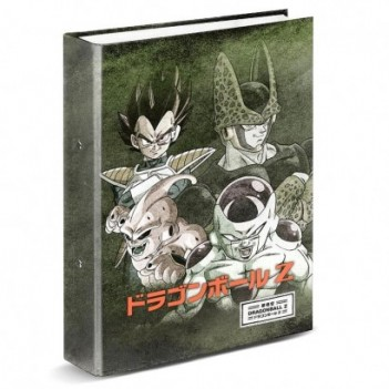 Carpeta A4 Evil Dragon Ball...