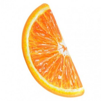 Colchoneta naranja