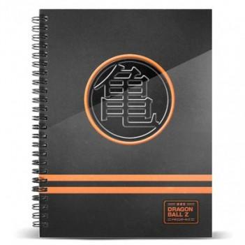 Cuaderno A4 Kame Dragon Ball