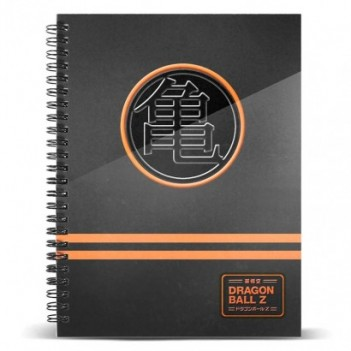 Cuaderno A5 Kame Dragon Ball