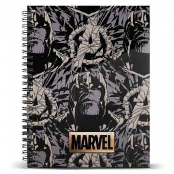 Cuaderno A5 Thanos...
