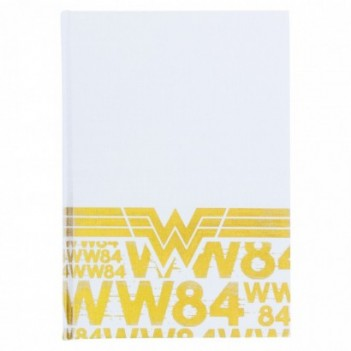 Cuaderno Wonder Woman 1984...