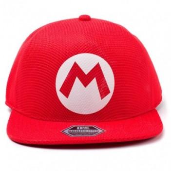 Gorra Super Mario Nintendo