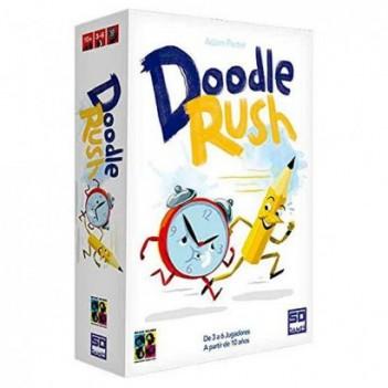 Juego Doodle Rush