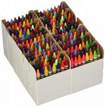 Pack 288 Ceras Crayola
