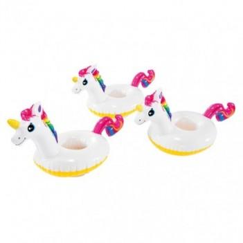 Set posavasos unicornio