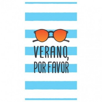 Toalla Verano Por Favor...