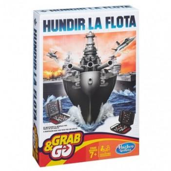 Juego Hundir La Flota Viaje