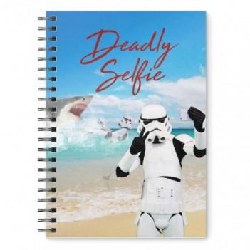 Cuaderno A5 Deadly Selfie...