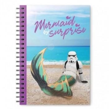 Cuaderno A5 Mermaid for...