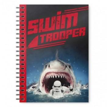 Cuaderno A5 Swimtrooper...