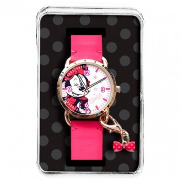 Reloj analógico charm...
