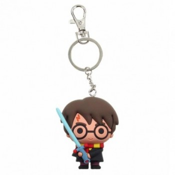 Llavero goma espada Harry...