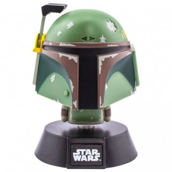 Lampara Icon Boba Fett Star...
