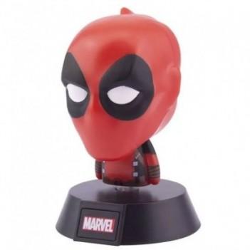 Lampara Icon Deadpool Marvel