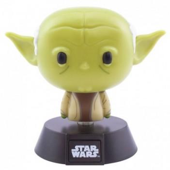 Lampara Icon Yoda Star Wars