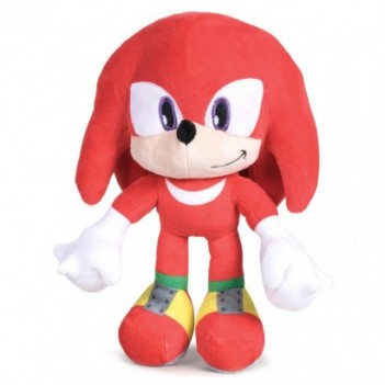 Peluche Knuckles Sonic soft...