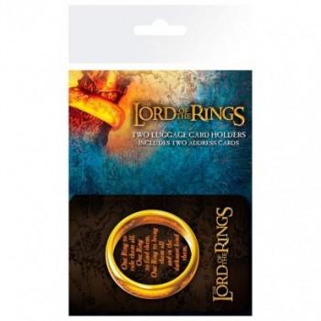 Tarjetero One Ring El Señor...