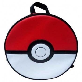 Mochila Pokeball Pokemon 31cm